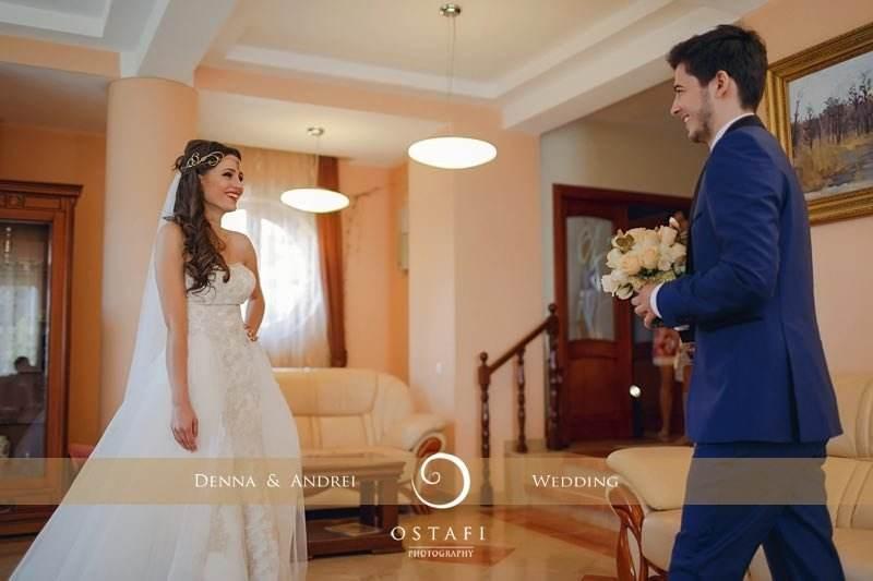 Nunta - Denna si Andrei - Palatul Stirbey - Bucuresti - 16