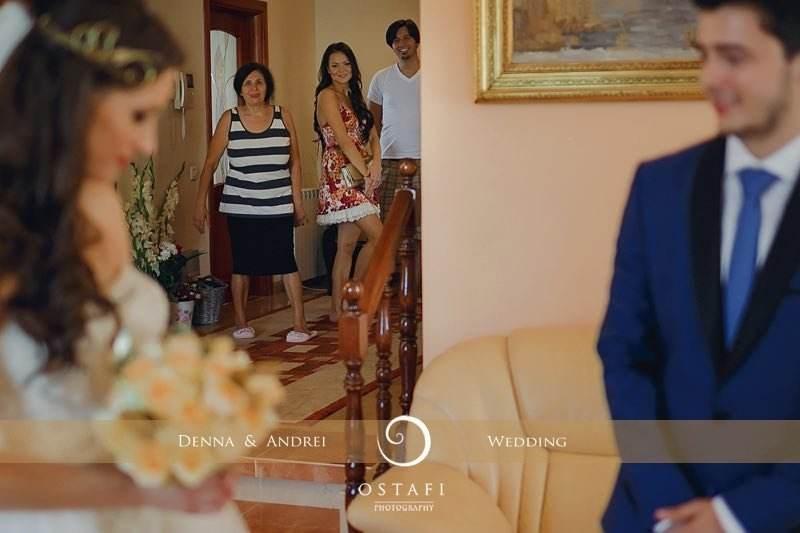 Nunta - Denna si Andrei - Palatul Stirbey - Bucuresti - 19
