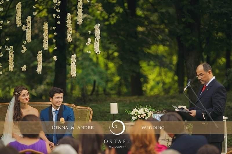 Nunta - Denna si Andrei - Palatul Stirbey - Bucuresti - 80