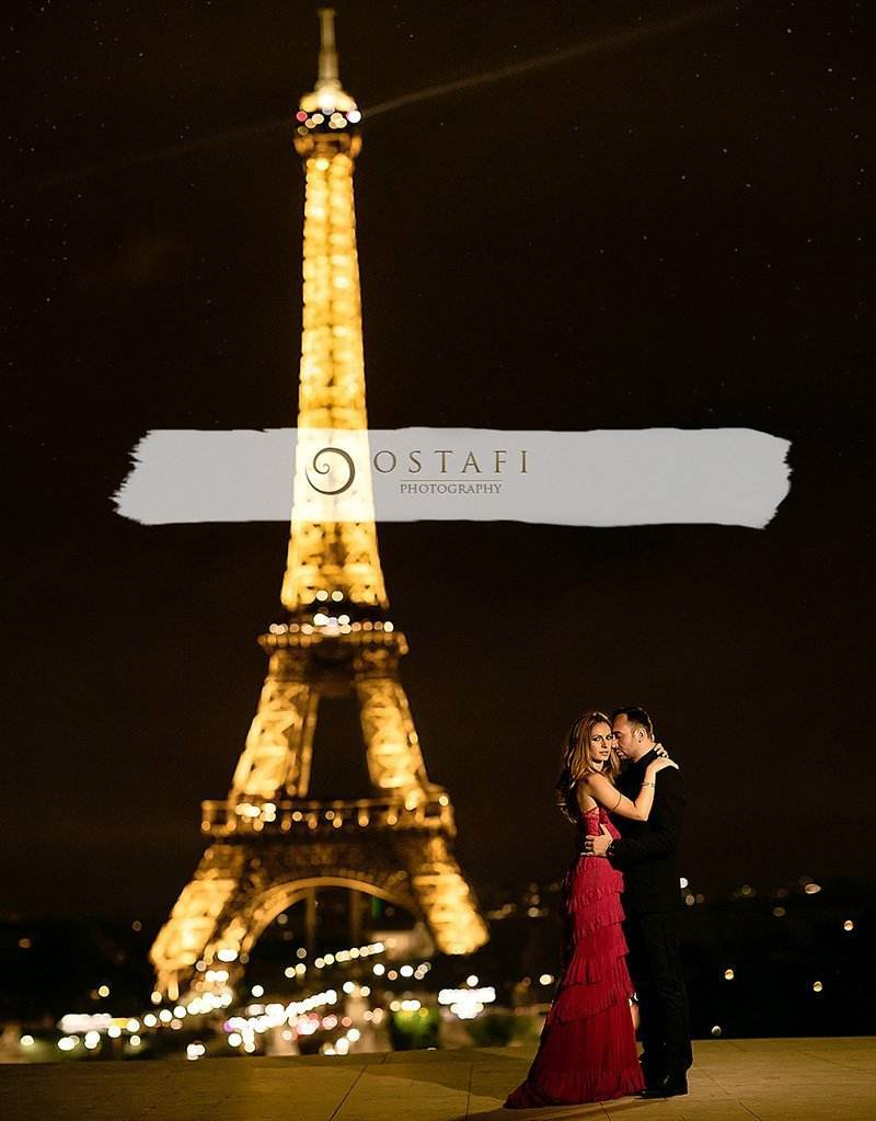 Ostafi Paris George Katy love l' amour tour eiffel fotograf nunta ttd blog