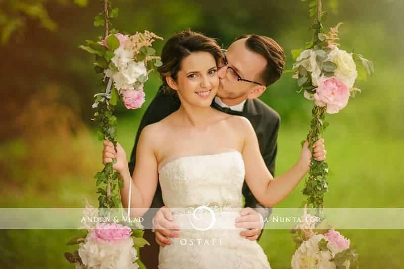 Vezi - Andra & Vlad - La nunta lor