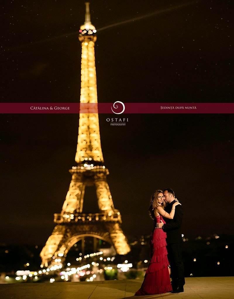 Vezi - Catalina & George - Sedinta dupa nunta - Paris - Franta
